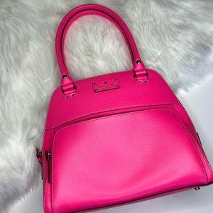 Kate Spade Small Wellesley Maeda Pink Sapphire
